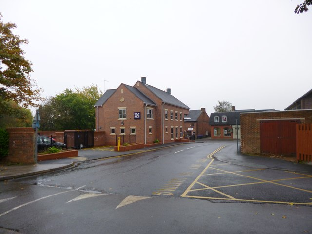 Cheadle Police Station