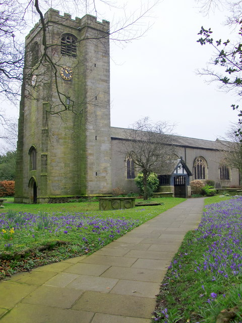 Holy Trinity Church, Bolton le Sands
