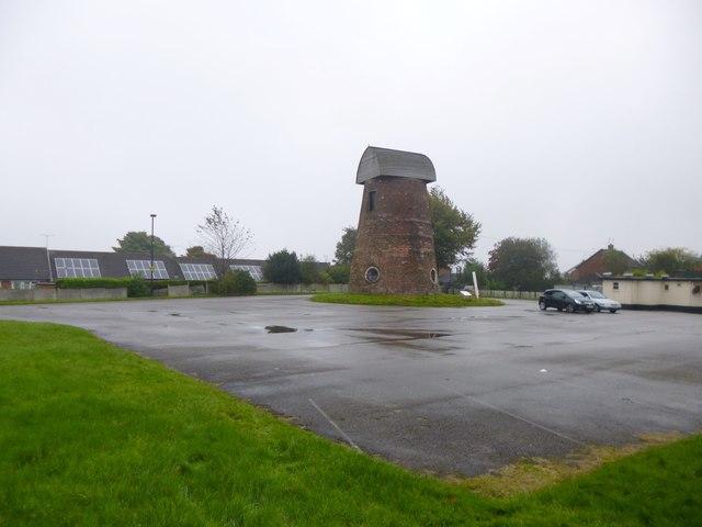 Meir Heath, windmill