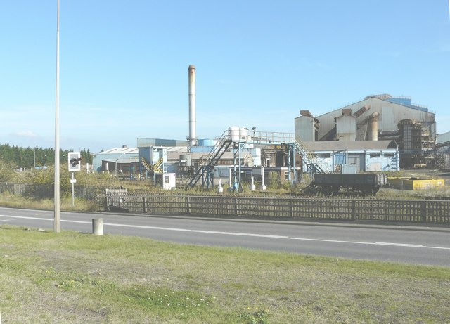 The ThamesSteel site