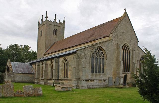 St John the Baptist church, Great Hale