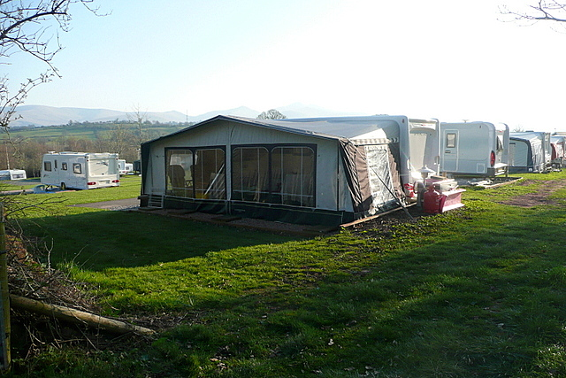 Bishop's Meadow camping park
