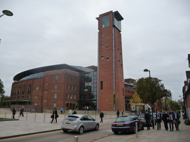 The Royal Shakespeare Theatre, Stratford-upon-Avon