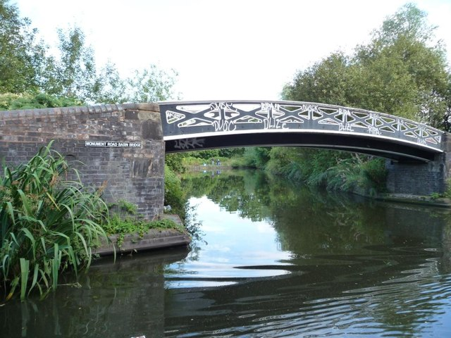 Monument Road Basin Bridge