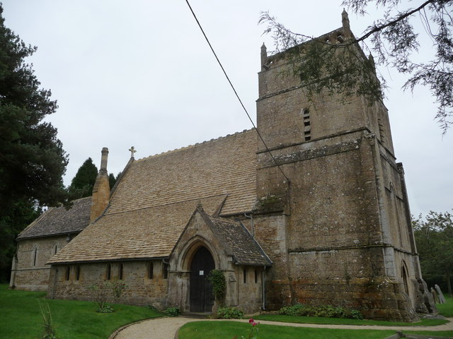 St. Lawrence's church, Wyck Rissington