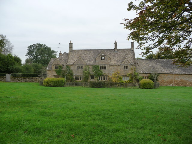 Property in Wyck Rissington