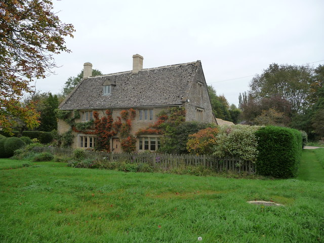 House in Wyck Rissington