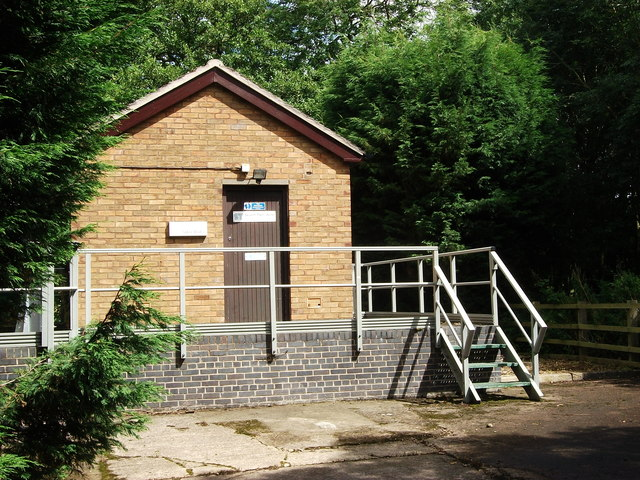 Anker Bridge Sewage Pumping Station, Thompson Road, Bramcote