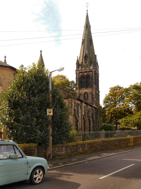 St James' Parish Church, Whitfield