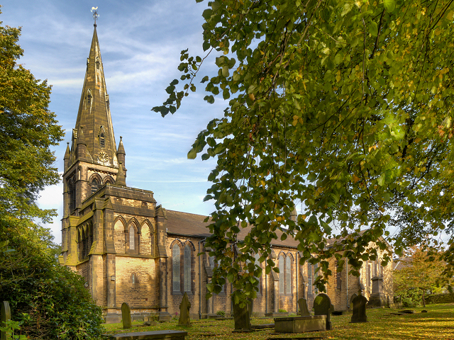 St James' Parish Church