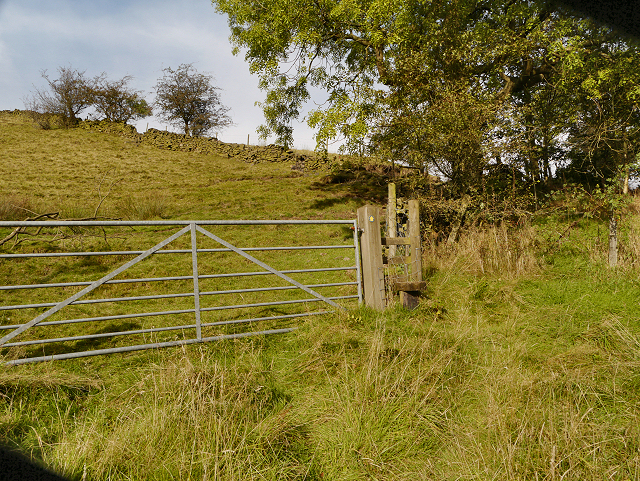 Gate and Stile