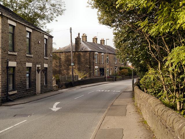 Glossop, Primrose Lane
