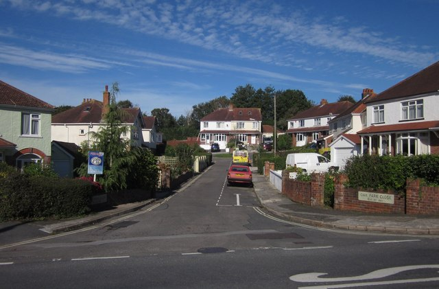 Oak Park Close, Torquay