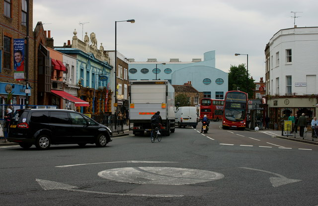 Fulham Road, Fulham, London