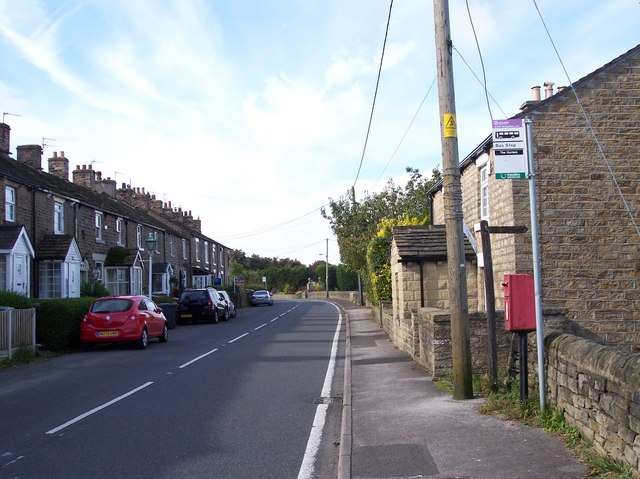 Marple Road Chisworth