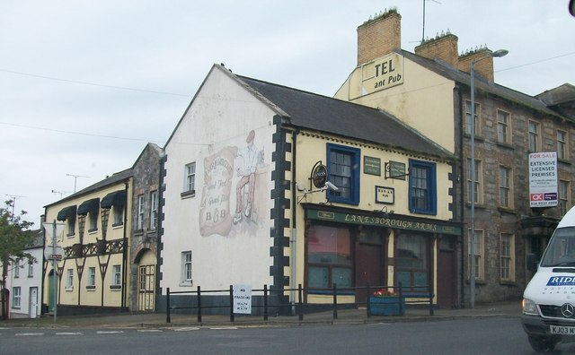 Lanesborough Arms, Newtownbutler