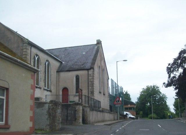 The Methodist Church at Newtownbutler
