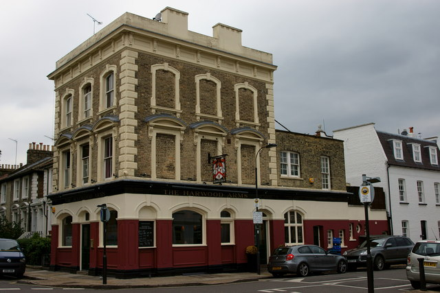 The Harwood Arms, Fulham, London