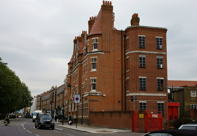 Fulham Fire Station, London