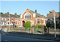 SJ8354 : Kidsgrove Methodist Sunday School, Staffordshire by Roger  Kidd