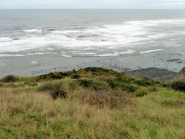 Hummersea Bank and Scar