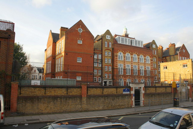 Addison Primary School, Bolingbroke Road