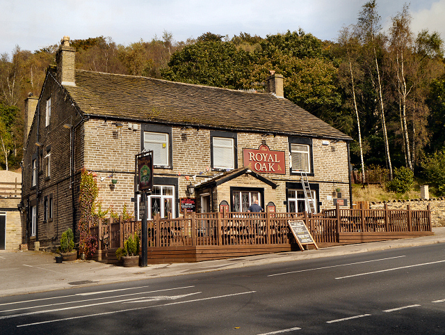 The Royal Oak, Sheffield Road