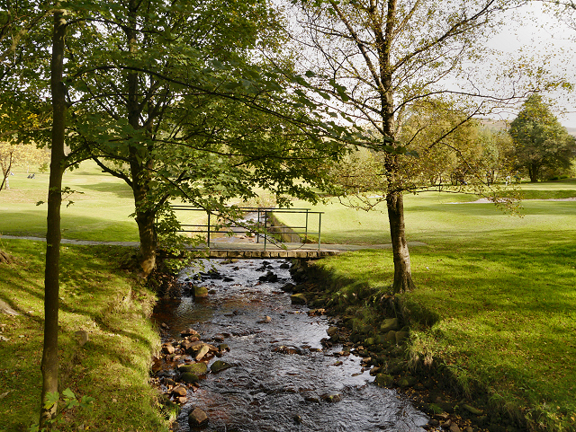 Hurst Brook, Glossop and District Golf Club