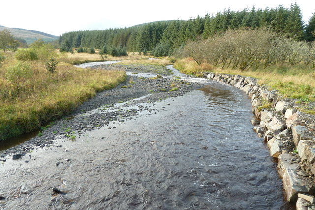 Over Dalgliesh Burn