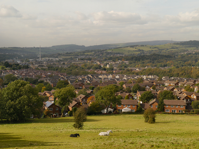 Shirebrook Park and Glossop