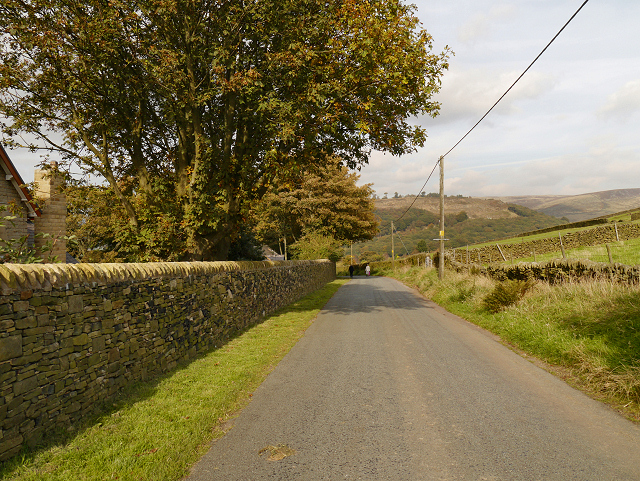 Derbyshire Level at Hurst Nook