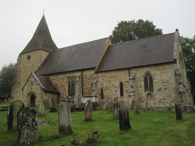 St Peter's church, Pembury