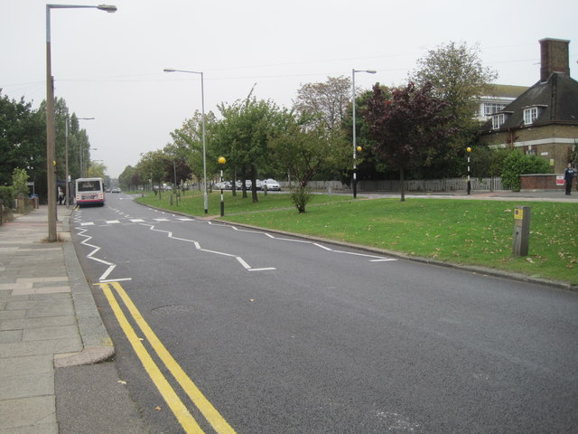 Prittlewell Chase, Prittlewell, Southend