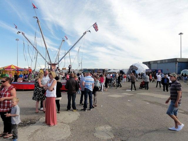 Folkestone, Harbour Festival