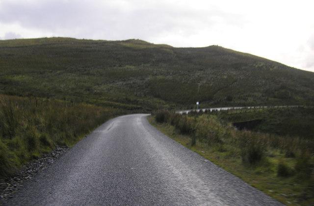 B709 near Foulbog