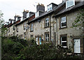 SK2168 : Bakewell - Catcliffe Cottages by Dave Bevis