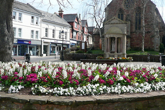 Minehead in bloom
