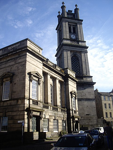 The former St Stephen's Church
