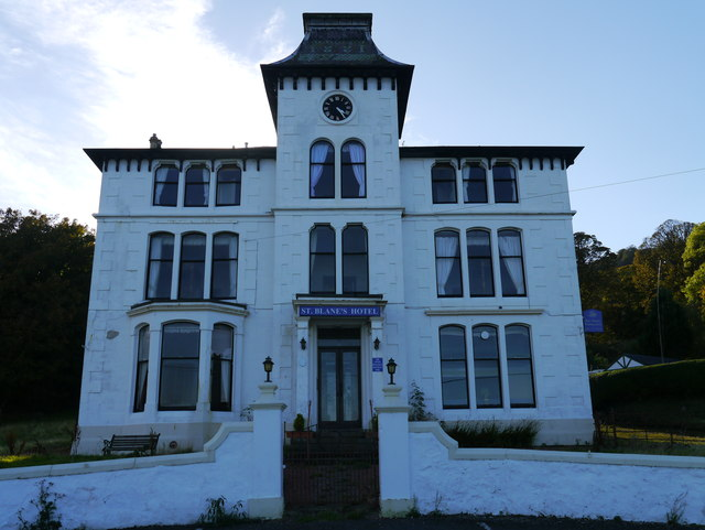 St Blane's Hotel, Kilchattan Bay