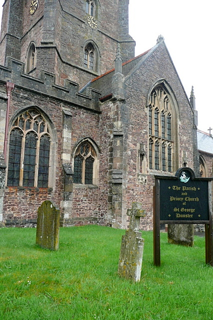 St. George's church, Dunster