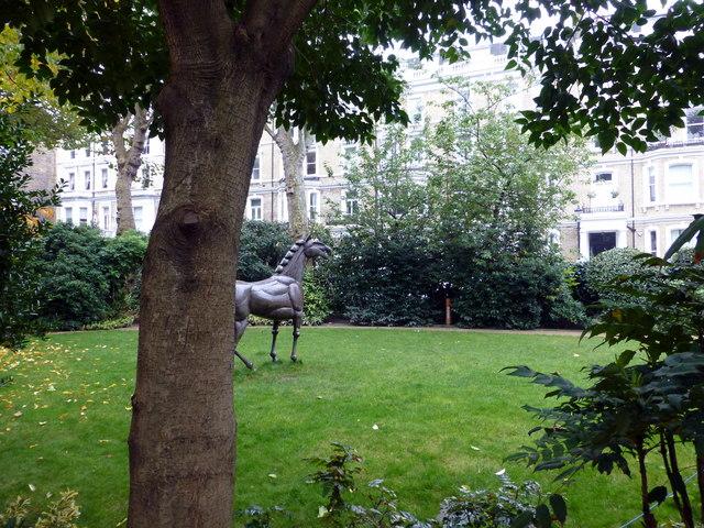 Lexham Gardens London
