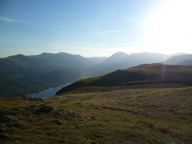 On Crag Fell