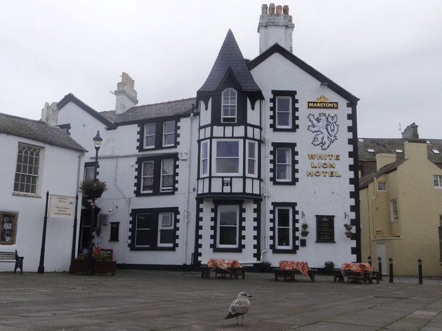 The White Lion Hotel, Beaumaris