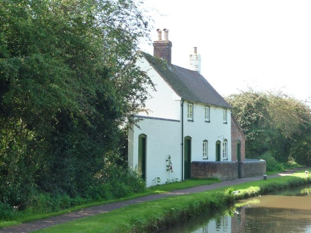 Former lock-keeper's cottage
