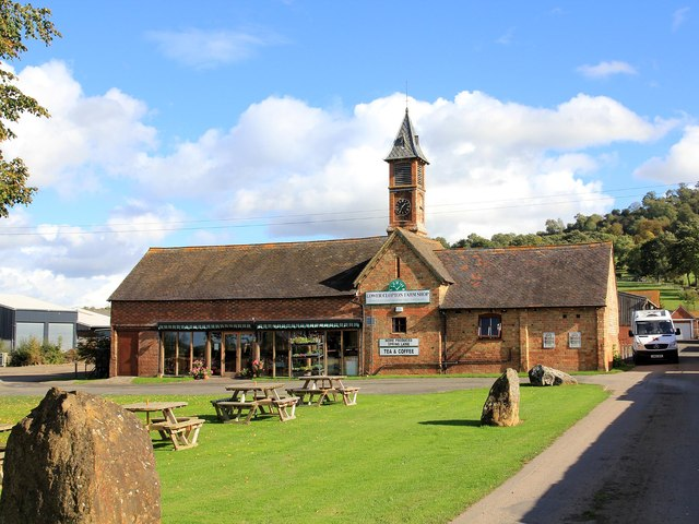 Lower Clopton Farm Shop