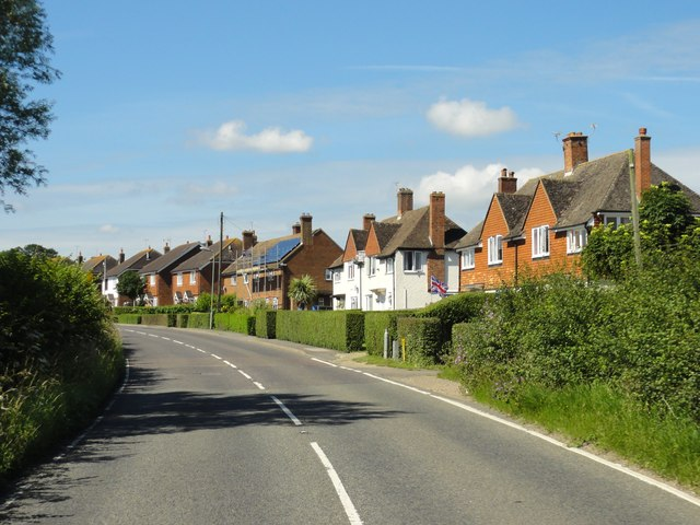 High Halden, Ashford Road