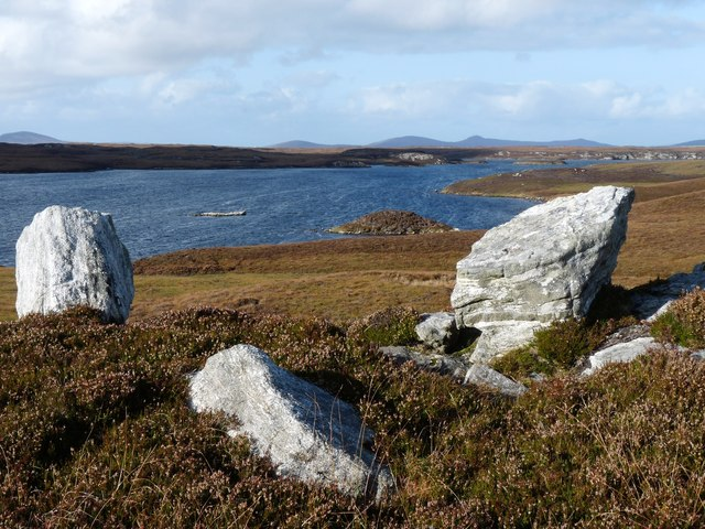 South end of Loch Obasaraigh