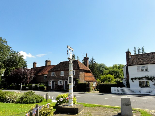 Biddenden, High Street