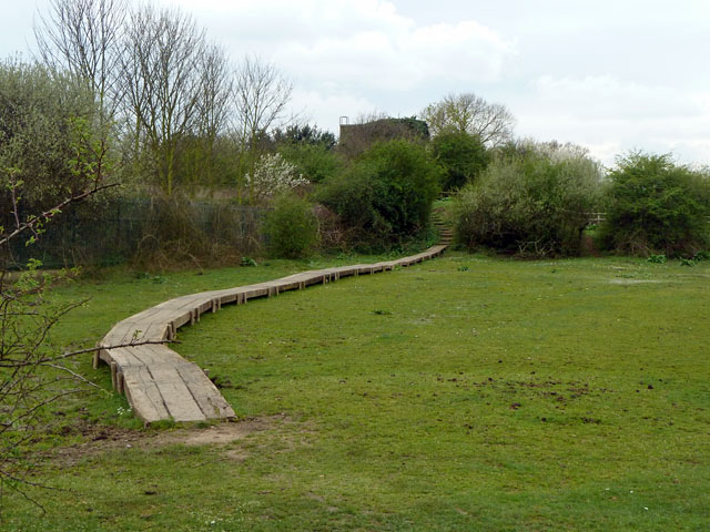 Boardwalk, Beam Valley