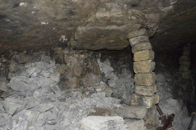 Holme Bank Chert Mine